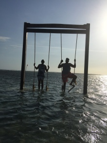 Struggling to swing